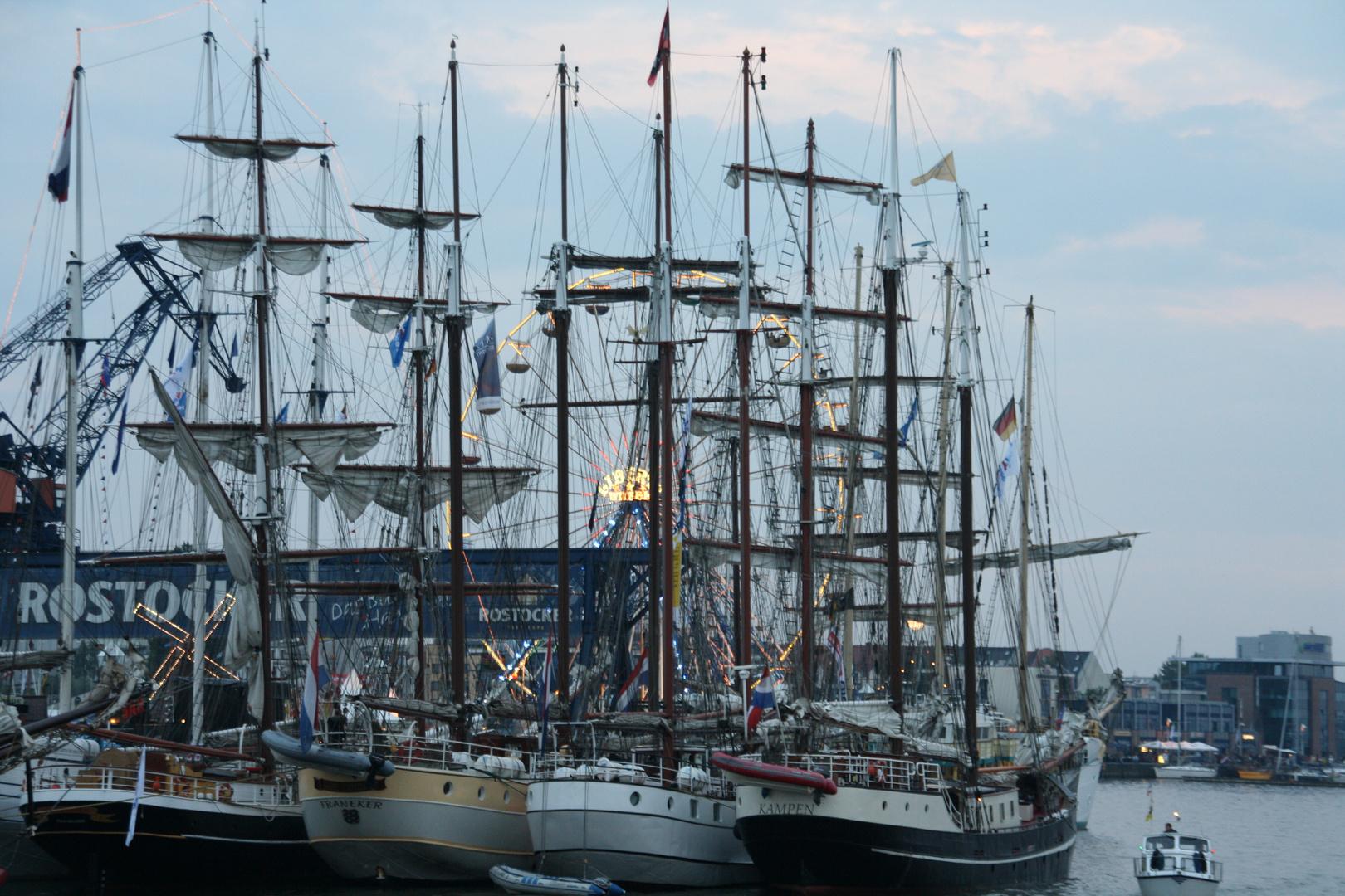 Hanse Sail 2010