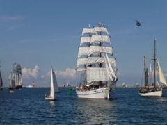 Hanse Sail 2014