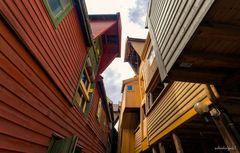 Hansehäuser in Bergen