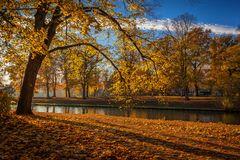 Hansestadt Lübeck: Als die Blätter fielen