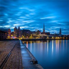 Hansestadt Lübeck: Am Kai