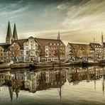 Hansestadt Lübeck: An der Untertrave