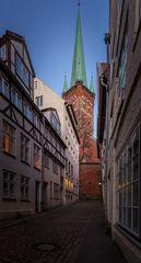 Hansestadt Lübeck: Ehrfurcht