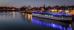 Hansestadt Lübeck: Ein letzter Morgen im November
