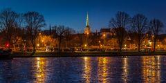 Hansestadt Lübeck: Eisgang