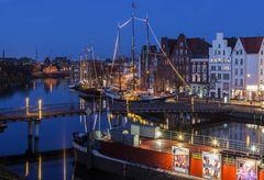 Hansestadt Lübeck: Hafeneindrücke