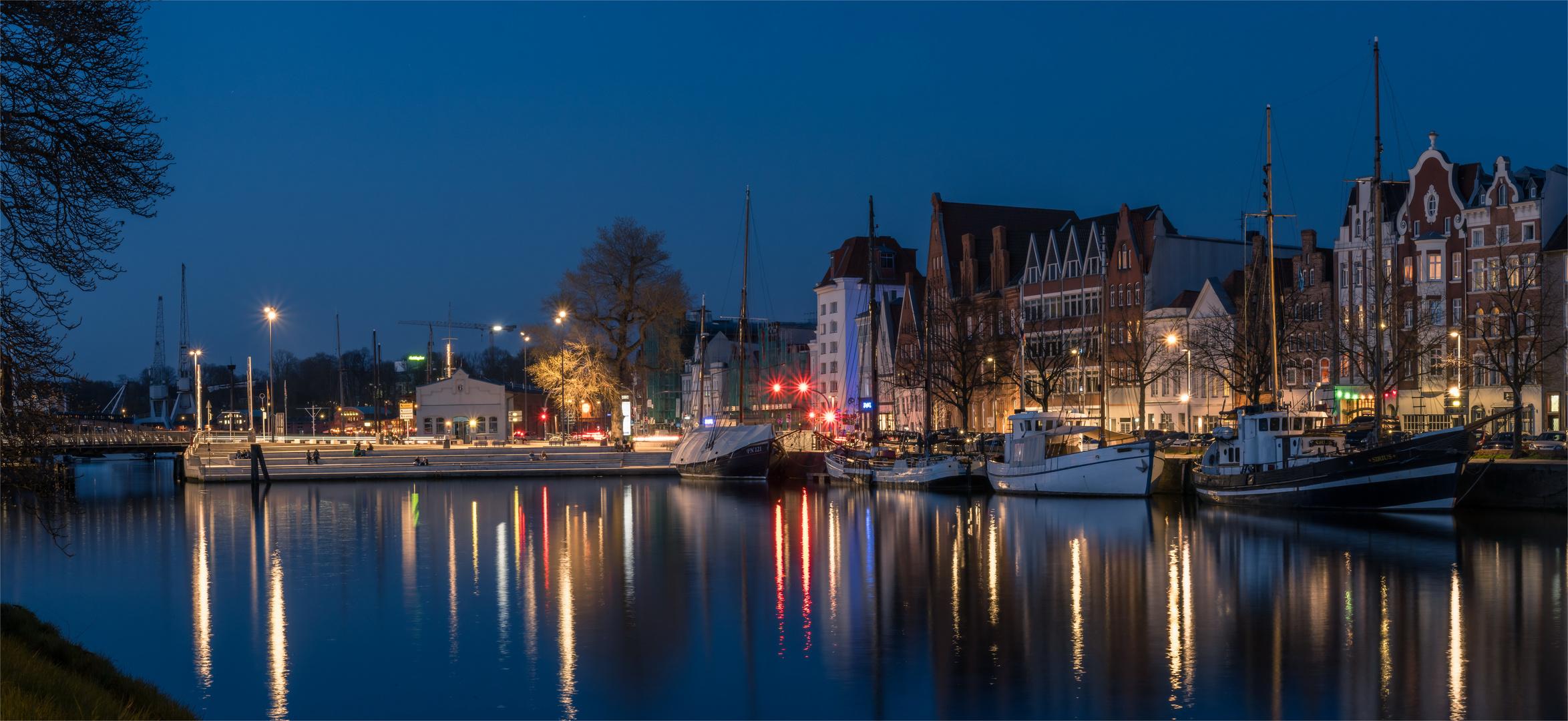 Hansestadt Lübeck: ****Hafenimpressionen****