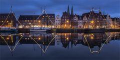 ****Hansestadt Lübeck: Im weihnachtlichen Glanz****