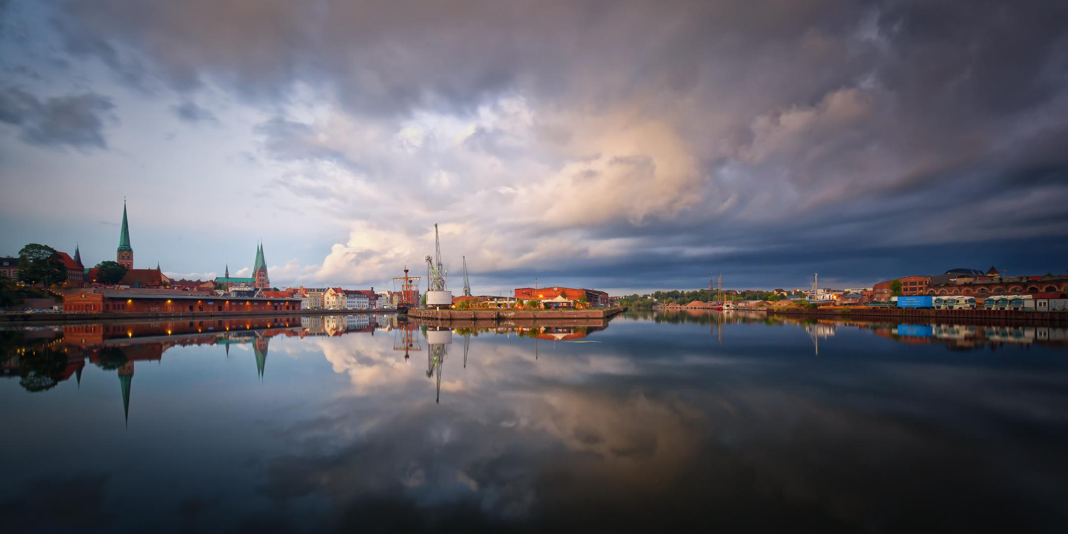 Hansestadt Lübeck: Wallhalbinsel