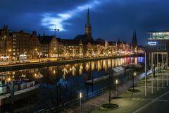 Hansestadt Lübeck: Weihnachtlicher Glanz