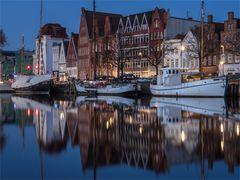 Hansestadt Lübeck: ****Winterschlaf****
