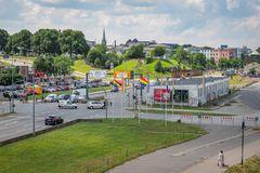 Hansestadt Rostock: Kanonsberg