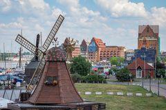 Hansestadt Rostock: Silohalbinsel