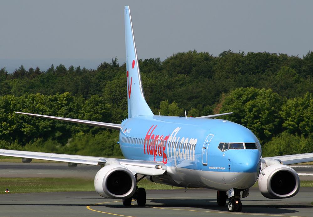Hapagfly Boeing 737-8K5(WL)