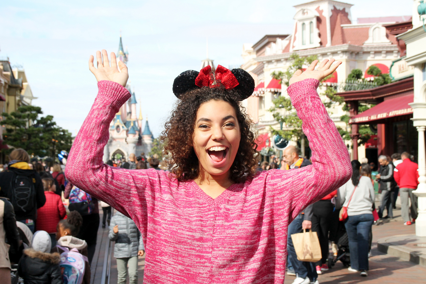 Happiness is Disneyland