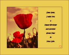 ~ HAPPY BIRTHDAY DEAR INEZ ~