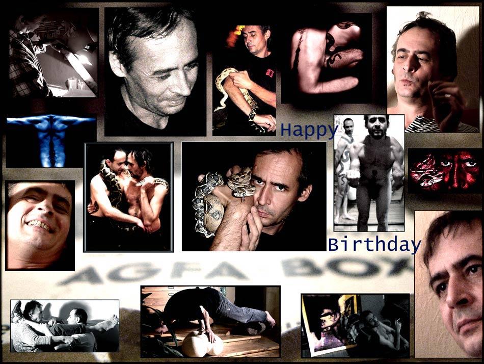 Happy Birthday Einem Ganz Besonderen Menschen Foto Bild