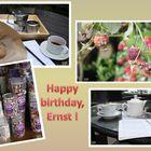 HAPPY BIRTHDAY LIEBER ERNST