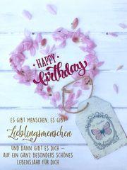happy birthday lieblingsmenschen