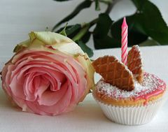 Happy Birthday-Muffin