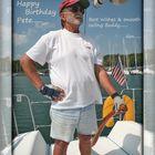 Happy Birthday Pete........