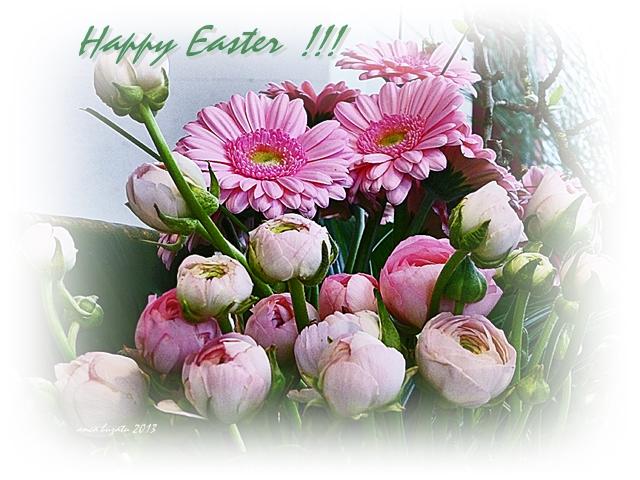 Happy Easter dear friends
