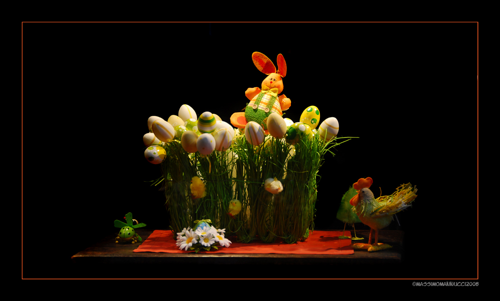 Happy Easter to everybody!