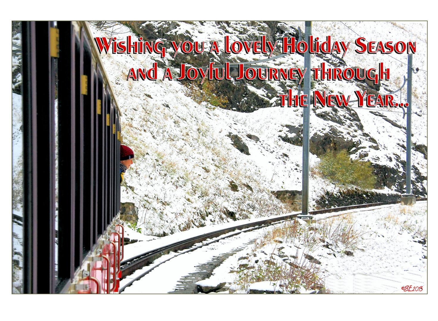 Happy Holidays, F-C!