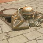 Happy in Bratislava