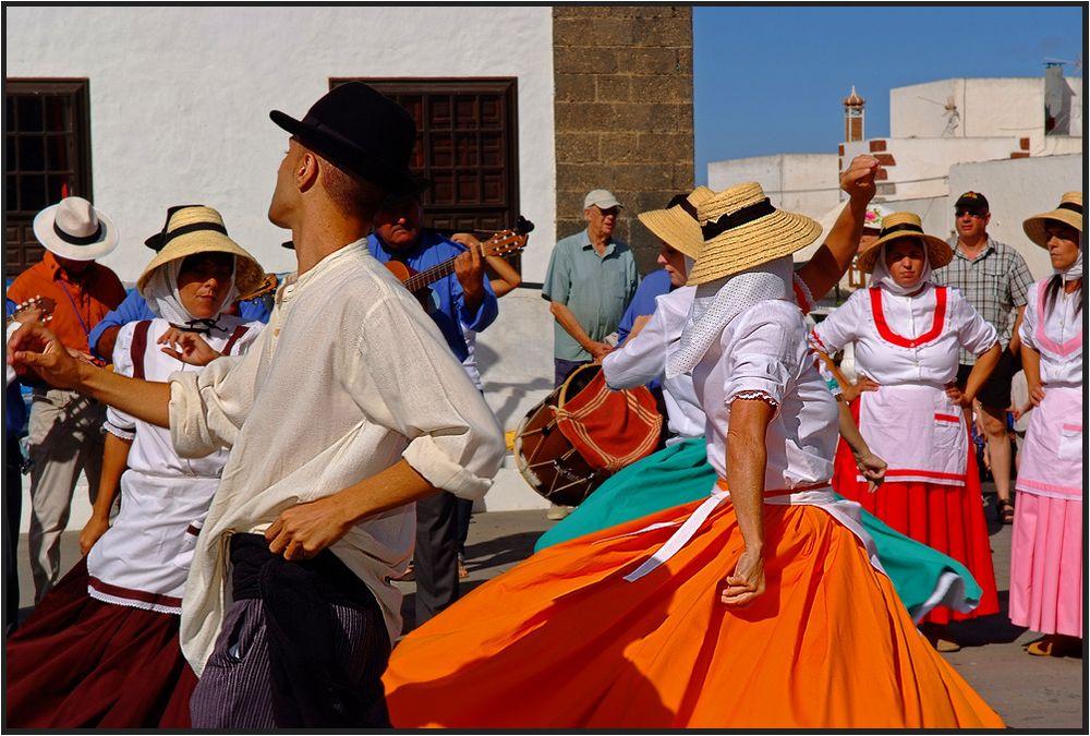Happy Lanzaroteños.