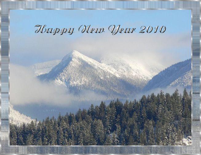 Happy New Year 2010!
