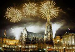 Happy New Year in Vienna