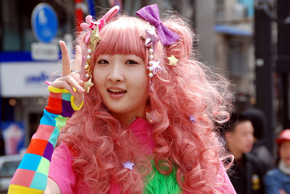 Harajuku - Sweet Lolita girl