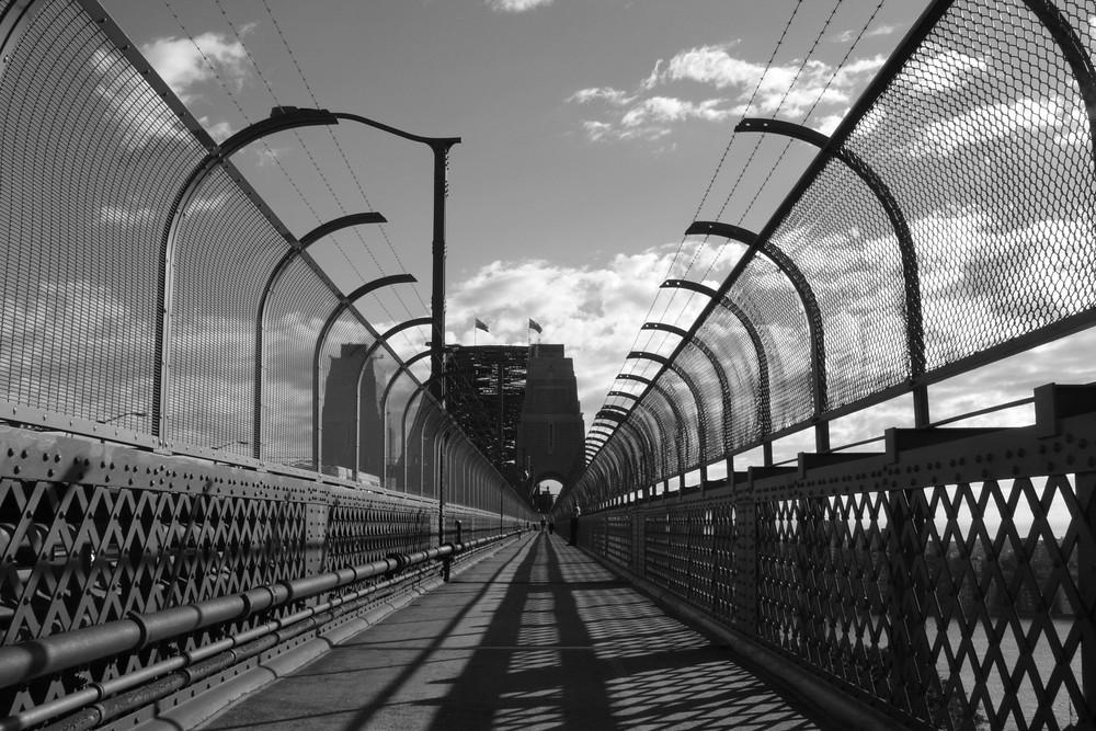 Harbor Bridge (On the Bridge)