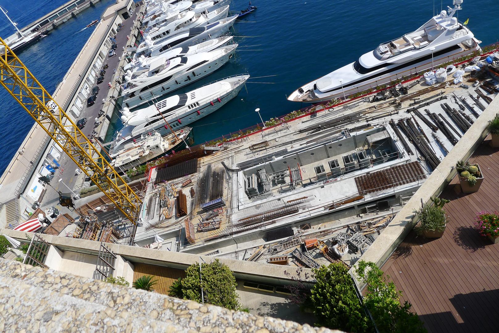 harbor construction