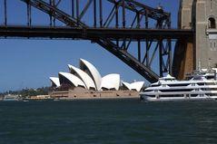 Harbour Bridge / Opera