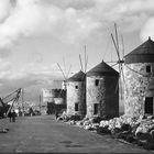 HARBOUR OF RHODOS - DODEKANESE ISLANDS - GREECE