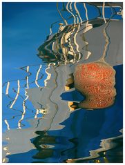Harbour Reflections - Fishing Dreams