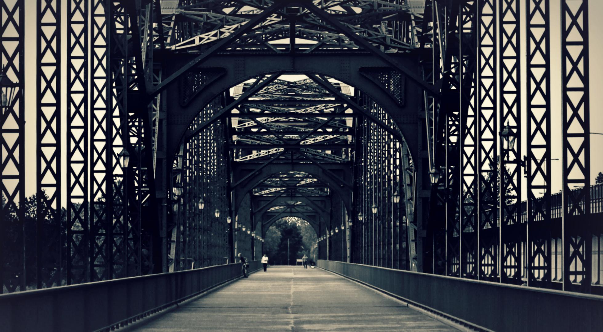 Harburger Brücke Hamburg