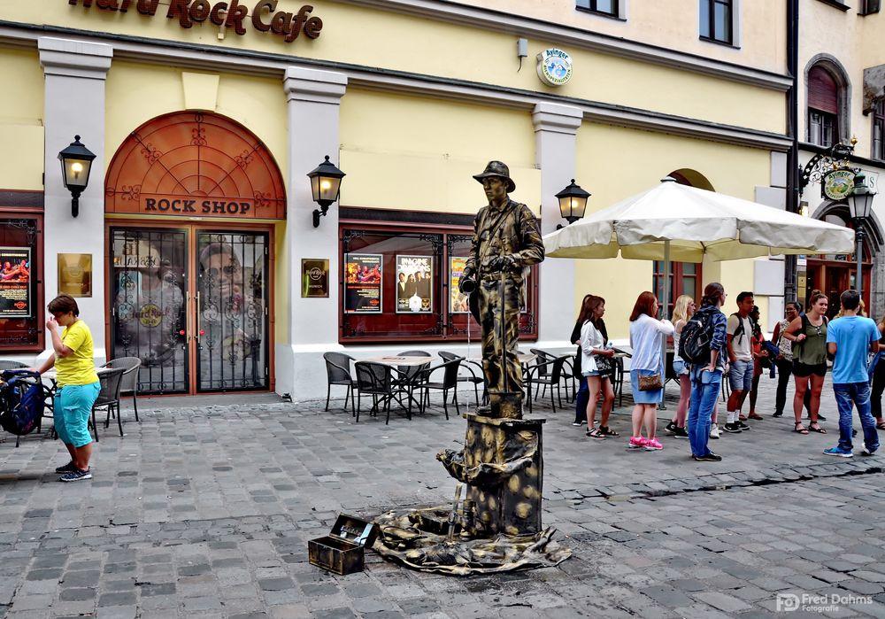 Hard Rock Cafe. München