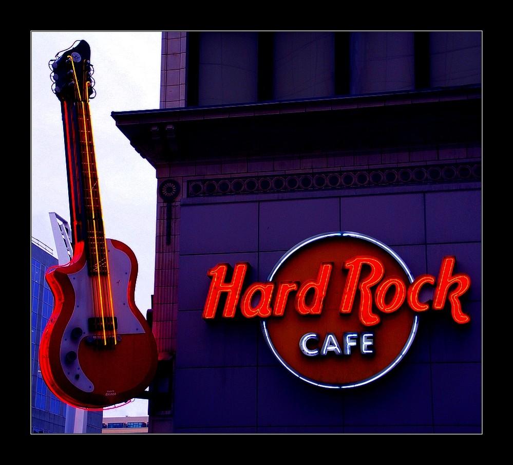 ~Hard Rock Cafe Toronto~