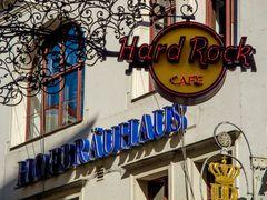 Hard Rock meets Hofbräuhaus