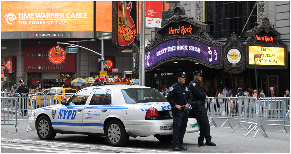 Hard Rock Police