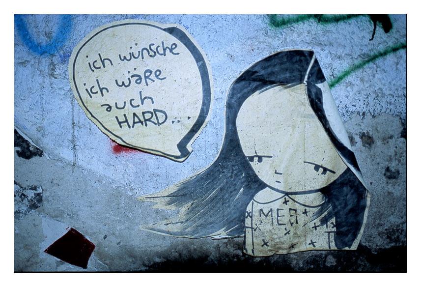 hard times - hard people