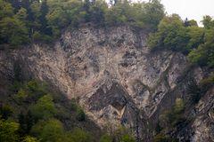 """Hardermandli"" Felsformation über Interlaken"