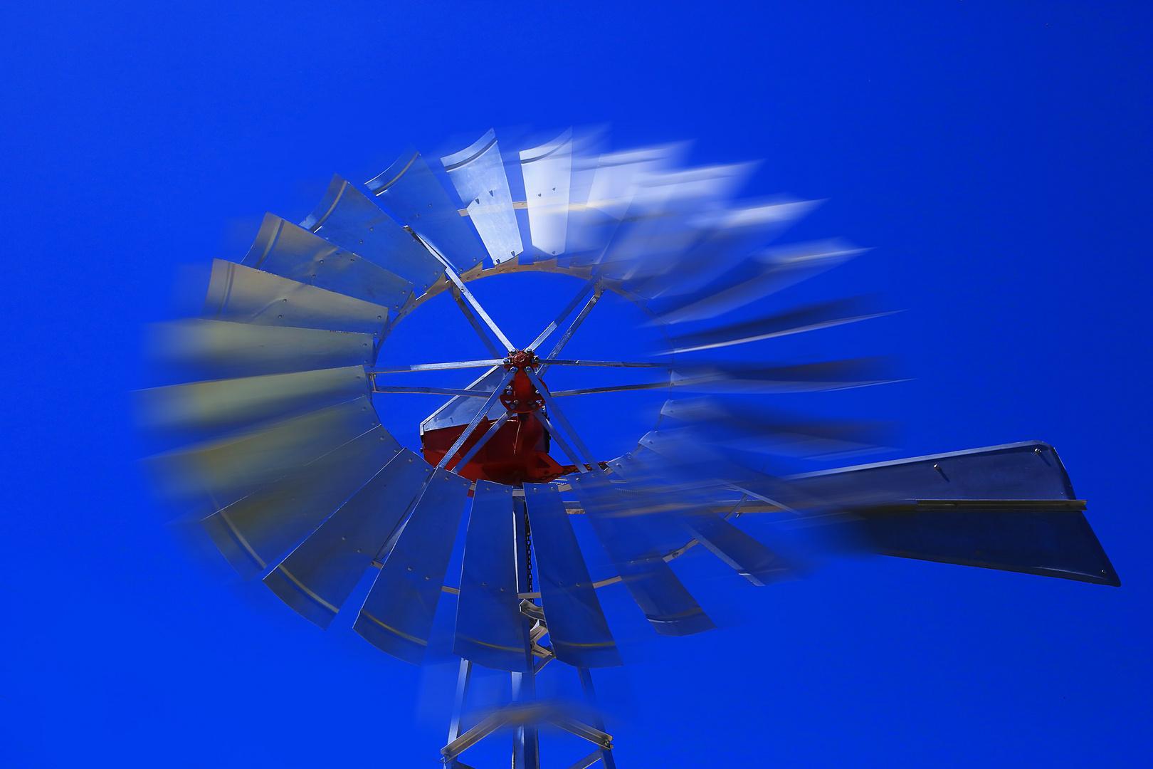 hardloop windpomp