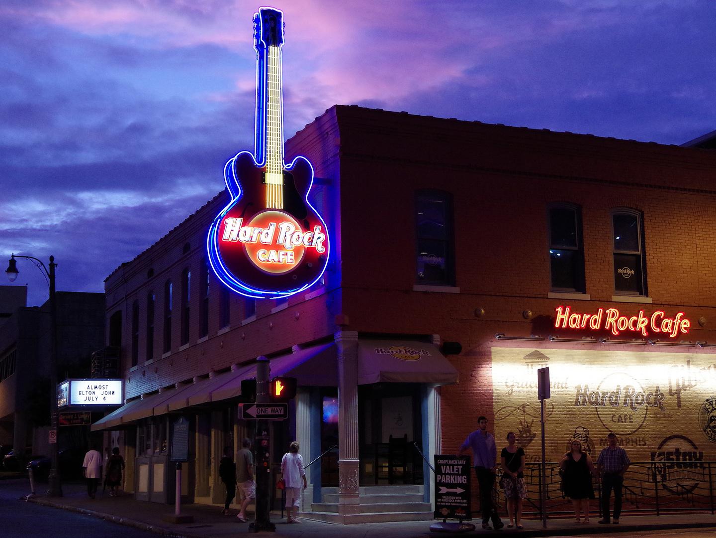 Hardrock Cafe Memphis (TN)
