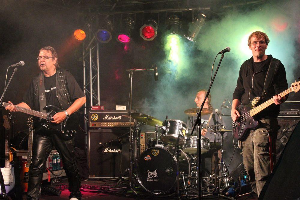 Hardrockblues - Hannes Bauer Trio Stuttgart