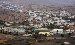 Haria im Tal der 1000 Palmen