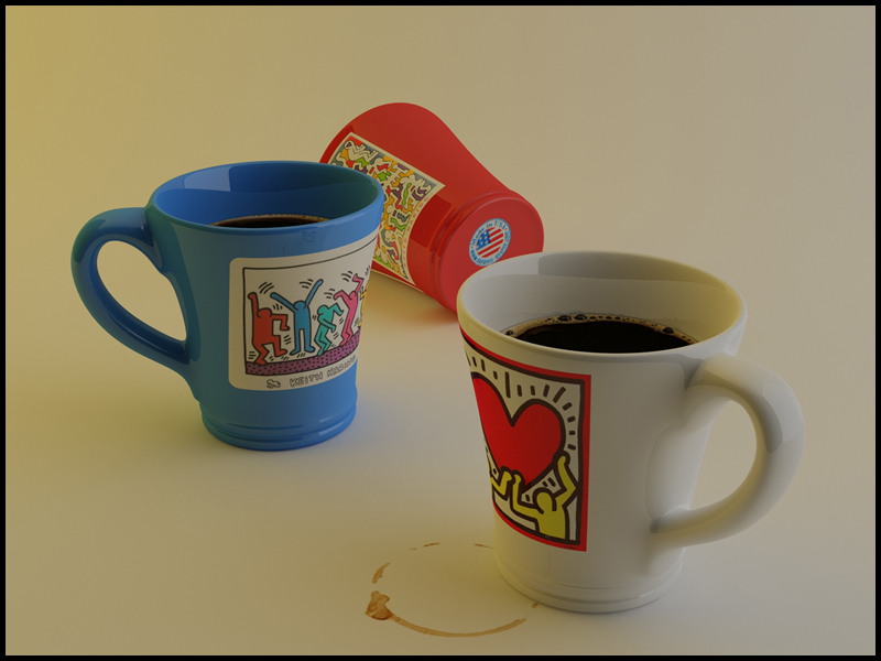 Haring cups